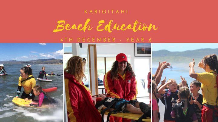 Karioitahi Beach Education