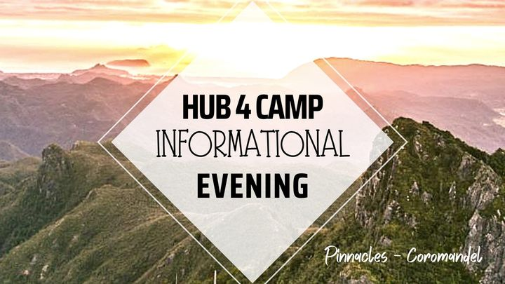 Hub 4 Camp Informational Evening